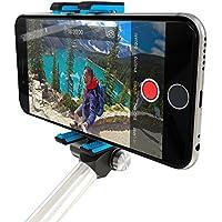 Gopole GoPro Adaptateur de montage pour Caméscope/Smartphone Blanc