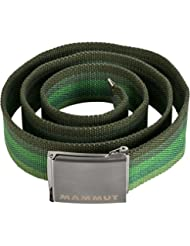 Mammut Crag Belt (Belts), color:seaweed-sherwood;size:one size