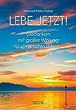 Lebe jetzt! 2019: Lebensfreude-Kalender - 2 Wochen 1 Seite - Ferientermine - Format: 16,5 x 24 cm