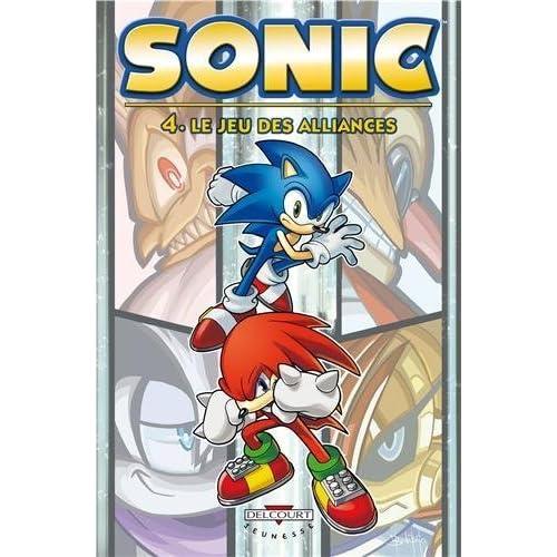 Sonic T4 - Le Jeu des alliances de Sega Corporation (20 novembre 2013) Album