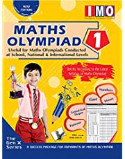 International Maths Olympiad - Class 1 (With OMR Sheets): Theories with Examples, Mcqs and Solutions, Previous Questions, Model Test Papers