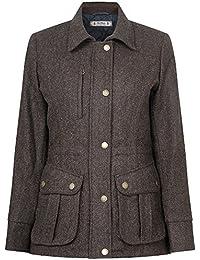 Jack Murphy Ladies Tweed Jacket-Delightful-14