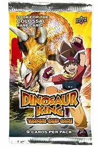Upper Deck - JCCUDE003 - Jeu de Cartes - Dinosaur King - Booster