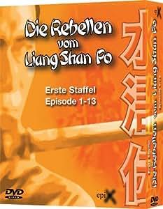 Die Rebellen vom Liang Shan Po, Erste Staffel: Episode 01-13 [6 DVDs]