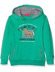 Salt & Pepper Horses Uni Kapuze, Sweat-Shirt à Capuche Fille