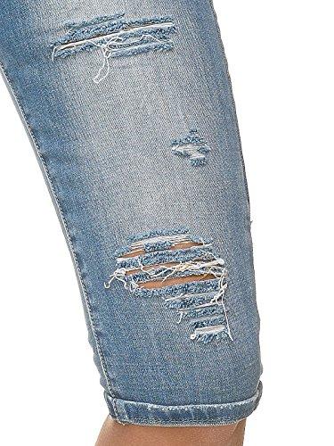 Pantalones Mujer Capri 3 4 Pantalon Stretch Shorts Usado D2247 Creeo Com Br