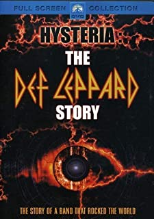 Hysteria - The Def Leppard Story by Nick Bagnall