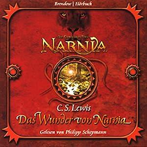 Das Wunder von Narnia: Chroniken von Narnia 1 (Hörbuch