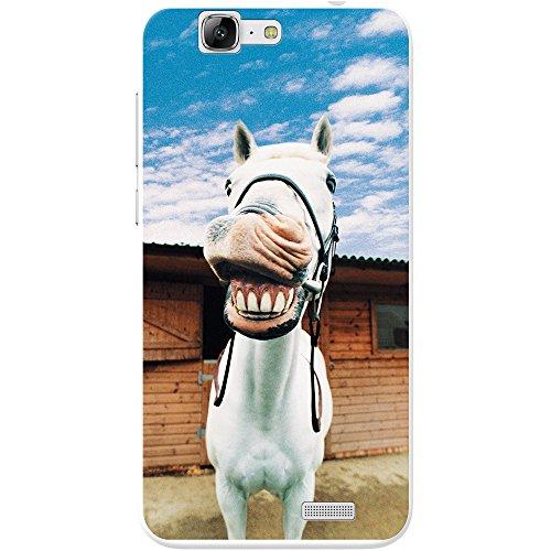 fancy-a-snuggle-custodia-rigida-per-telefoni-cellulari-con-cavalli-bianchi-plastica-laughing-white-h