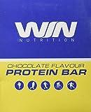WIN Nutrition - Barretta proteica Protein Bar, gusto cioccolato, 6 pezzi