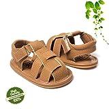 Zapatos de Bebé, Morbuy Unisexo Zapatos Bebe Primeros Pasos Recién nacido 0-18 Mes Bebé Casual...