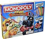 Monopoly - Junior Electronico (Hasbro E1842190)