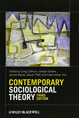 Contemporary Sociological Theory 3E