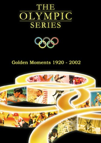 The Olympic Series - Golden Moments (6 DVDs)