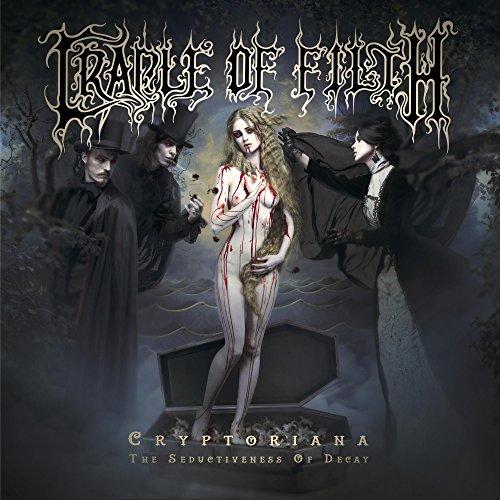 Cradle of Filth: Cryptoriana-The Seductiveness of Decay (DigiPak) (Audio CD)