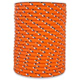 Cordamanía CMDE14CFGZ - Cuerda (10 mm) color naranja