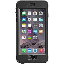 LifeProof Nuud - Funda para Apple iPhone 6 Plus, color negro