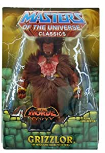 Masters of the Universe Classics - Grizzlor - 1. Auflage