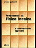 Fondamenti di fisica tecnica vol. 1 - Termodinamica applicata