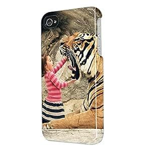 Instyler DIGITAL PRINTED 3D BACK COVER FOR I PHONE 5