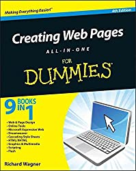 [(Creating Web Pages All-in-One for Dummies)] [By (author) Richard Wagner] published on (February, 2011)