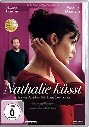 Bild von Nathalie küsst