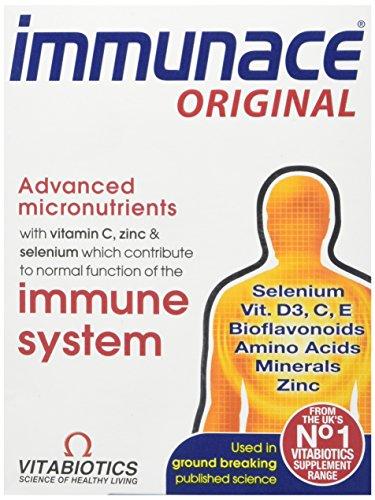 Vitabiotics Immunace Original – 30 Tablets