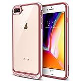 ESR Coque pour iPhone 7 Plus/8 Plus, Coque Silicone Rigide Transparente, Housse Etui...