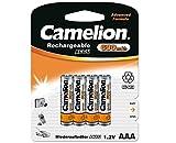 4x Camelion AAA Akkus für Telefon Siemens Gigaset S810 S810A S810H S820 S820A S820H SX810 A400a Duo SX455 S45 S670 S675 SX670 SX675 S455 S645 SX450