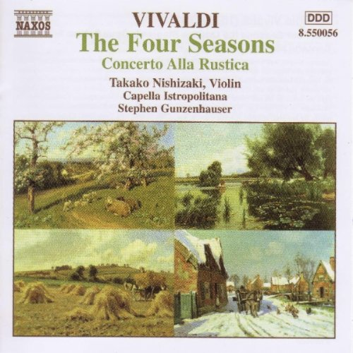 The 4 Seasons: Violin Concerto...