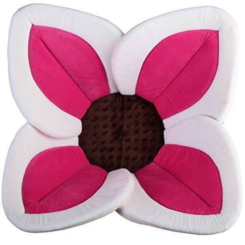 Genuine Blooming Lotus bebé-Toalla de baño (rosa)
