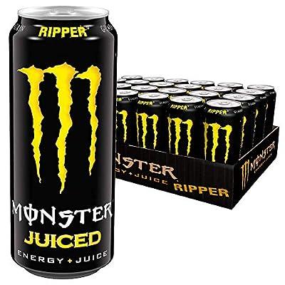 Monster Ripper, 24x500ml, 24er Pack