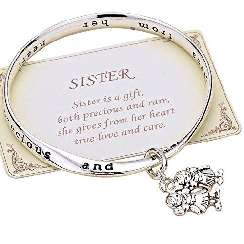 rosemarie-collections-pulsera-para-mujer-con-inscripcin-de-sister-is-a-gift
