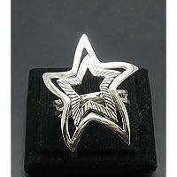 Elegante anello in argento 925 S