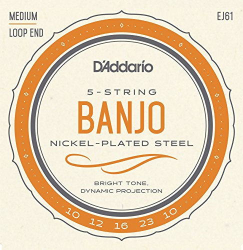 daddario-ej61-medium-10-23-nickel-5-string-banjo-string