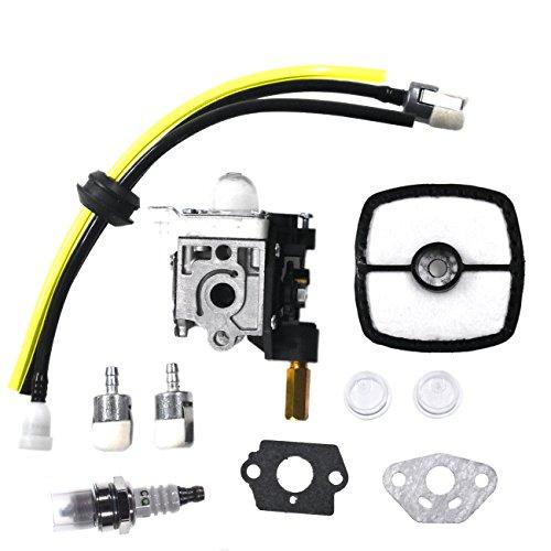 JRL Carburateur pour Echo SRM201 SRM230 SRM231 HC160 HC180 HC200 Zama RB-K70A RB-K66B