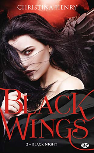 Black Night: Black Wings, T2 par  Milady