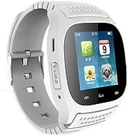 SMART Watch, akıllı saat Anti-Lost Bluetooth su geçirmez aktivite Tracker Smart Watch telefon (Support çağrıyı Antwort, SMS a