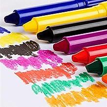 Dibujo Para Niños Pencil, Lápiz De Pluma De Agua De Color No Tóxico De Seguridad, Fácil De Borrar Y Pintura Al Pastel Al Óleo Lavable, Herramienta Para Dibujar Pinceles, Artículos De Papelería Escolar