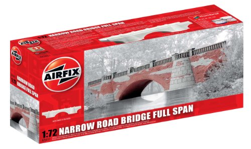 Airfix A75011 Modellbausatz Narrow Road Bridge Full Span