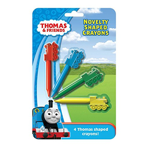 Fancy Classic Collection Thomas The Tank Engine Fantaisie en Forme de Crayons 4 Pièces