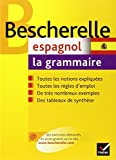 espagnol la grammaire