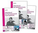 Arbeitsbücher für Tiermedizinische Fachangestellte SET: Band 1-3 im Set