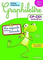 2017 Graphilettre CP CE1 de Claude Hebting