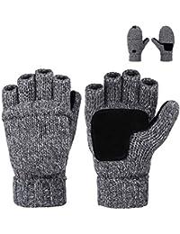 Suchergebnis auf für: fingerlose handschuhe damen