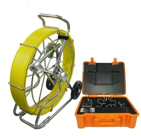 mabelstar Built in 512Hz Sonde Locator Wasserdicht Kanalisation Ablauf Pipeline Inspektion Kamera und 1512Hz Locator (Locator-sonde)