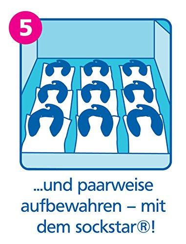 fff9145eec35 Action Super Angebot!! Super offer!! 3 basic Packungen Sockstar ...