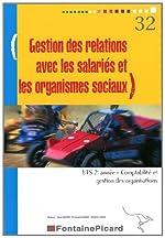 Gestion des relations avec les salariés et les org sociaux BTS CGO 2e année - Processus 2 de Jean Aldon
