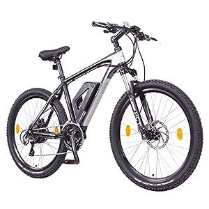 NCM Prague+ 36V, 26Zoll E-MTB, Mountainbike E-Bike, 250W Bafang Heckmotor,...