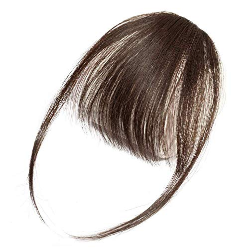 Ugeat Front Franse Clip in Haare...